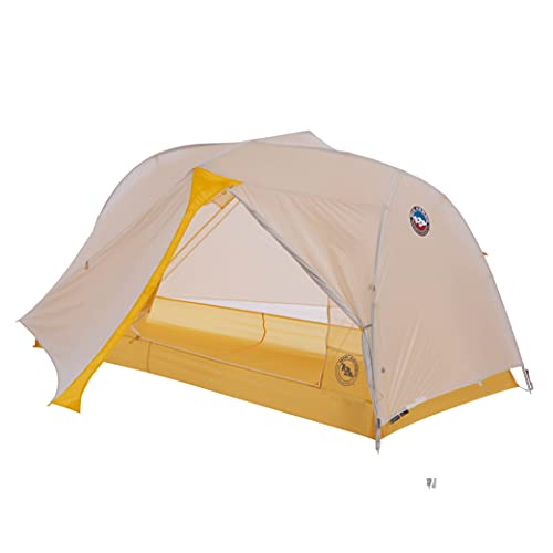 Big Agnes Tiger Wall Ultra Light Tent w/UV-Resistant Solution Dyed, 1 Person