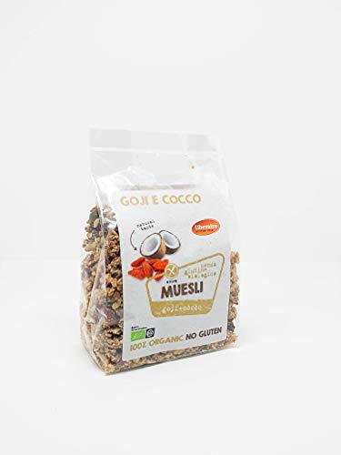 Muesli Avena Goji e Cocco Biologico Senza Glutine