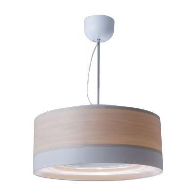 cookiray ( クーキレイ ) 空気清浄器付き照明 「 C-FUL501-WW 」 ウッドホワイト CFUL501WW