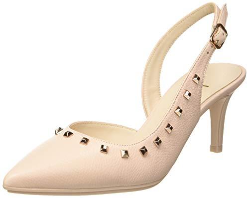lodi ELA-GO, Zapatos de tacón con Punta Cerrada para Mujer, Rosa Ginger Nude, 41 EU