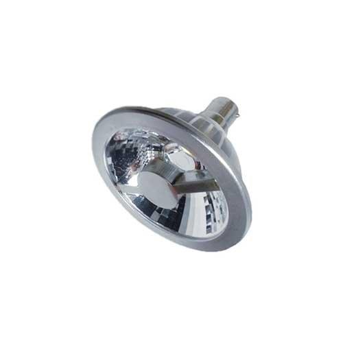 Laes 984293 Bombilla AR LED B15d, 7 W, Plateado, 70 x 64 mm