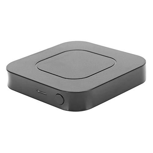 Mxzzand Adaptador de Audio inalámbrico Bluetooth 5.0 Transmisor Receptor de Audio Inteligente de Ahorro de energía USB
