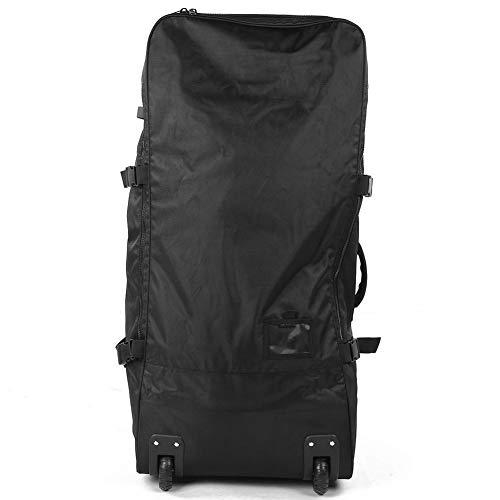 Heitune 140L Zipper SurfBoard Sack Kayaker Receives Carry Bag Roller Skating Package Outdoor Storage