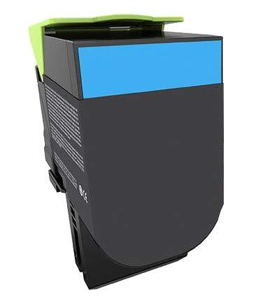 avis grossiste informatique professionnel Cartouche de toner cyan compatible avec CX310N CX310DN CX410DE CX410DTEC X410E…