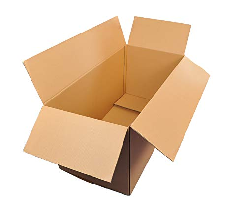 20 Stück 1200x600x600 Karton Faltkartons Versandkarton 120x60x60 2-wellig DHL Paket NEU 20Stück