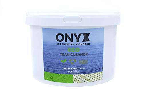 Onyx Eco Teak Cleaner