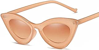 DEYONGDPTYJ Goodr Sunglasses, Ladies Cat Eye Oversized Sunglasses Female Fashion Retro Big Frame Glasses Outdoor (Color : ...