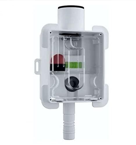 Tecnosystemi 11126322B sifone a secco antiodore, ispezionabile