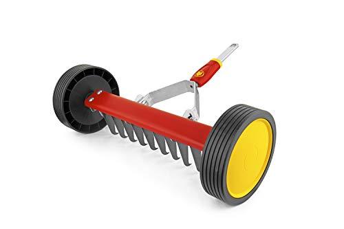 """WOLF-Garten - Vertikutier-Roller multi-star® UR-M 3\""""NEU2018, Rot, 30x60x16 cm; 71AAA036650"""