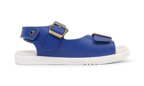 Bobux Kid+ Soul Open Walking Sandal_Experts - elastyczny i trwały skórzany sandał, - Borówka amerykańska - 30 EU