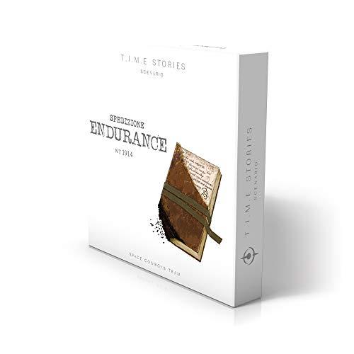 Asmodee - T.I.M.E Stories: Spedizione Endurance, Espansione Gioco da Tavolo, Edizione in Italiano, 8969
