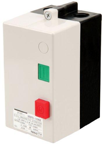 Woodstock D4153 1 Phase 3-Horsepower Mag Switch -