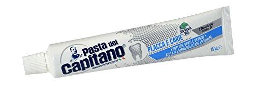 Pasta del Capitano Dentifrice Plaque/Caries 75 ml