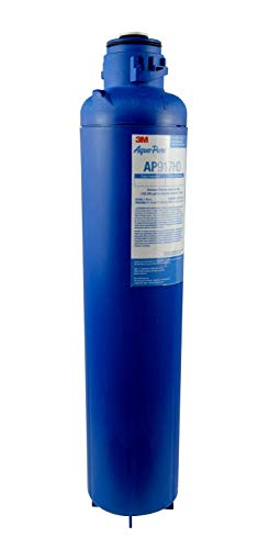 3M Aqua-Pure Whole House Sanitary Quick Change Replacement Water Filter AP917HD, For Aqua-Pure System AP903, Reduces Sediment, Chlorine Taste and Odor
