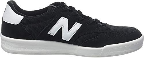 New Balance Damen WRT300 Tennisschuhe, Schwarz (Black/Sea Salt Mk), 39 EU