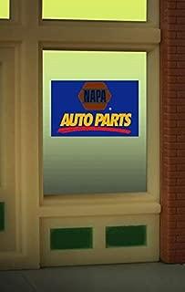 napa auto parts sign
