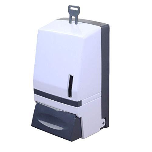 NMDD Schaumseifenspender Weiß Wandhalterung Handpresse Händedesinfektionsmittel Shampoo Duschgel Flasche Für Bad Werbung