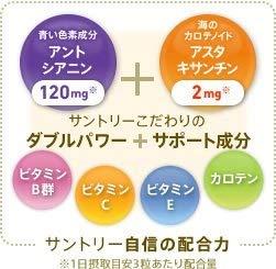 サントリーブルーベリー|すっきりクリアな毎日を|健康食品