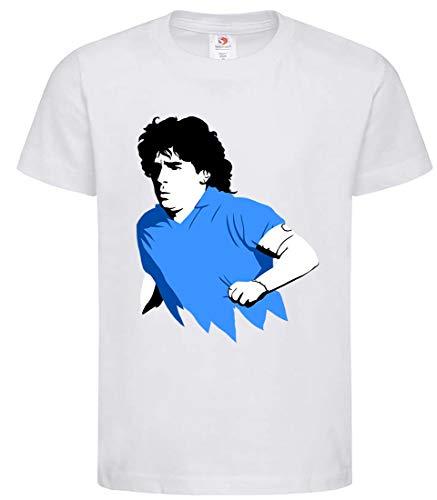 Camiseta Diego Armando Maradona