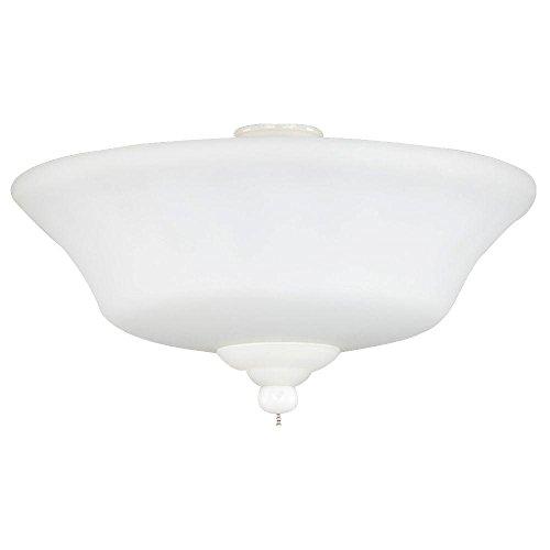 Hampton Bay 2-Light Ceiling Fan Light Kit