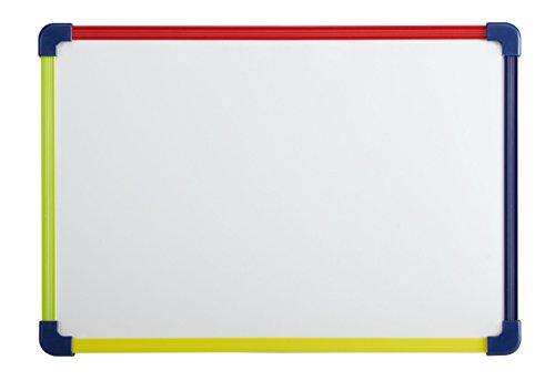 Maul Bunte Kinder Magnettafel, 40 x 28 cm, Whiteboard mit Schlaufe, Tragbare Schreibtafel