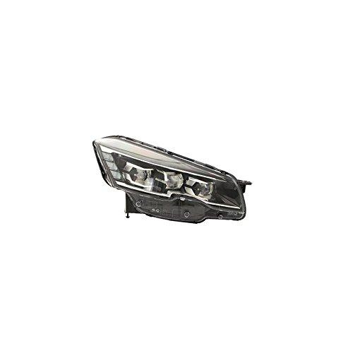 Faro delantero derecho LED marca Valeo para Peugeot 508desde Juill 2014