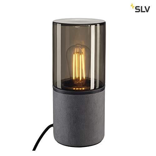 LISENNE-O. lampe à poser. ronde. E27. max. 23W. interrupteur et fiche inclus