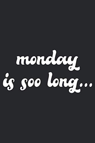 cyber monday-monday is soo long... Notebook