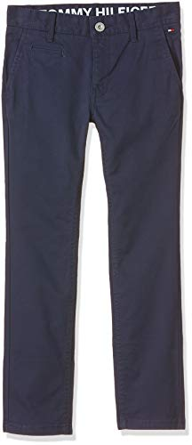 Tommy Hilfiger Essential Skinny Chino Pantalones para Niños