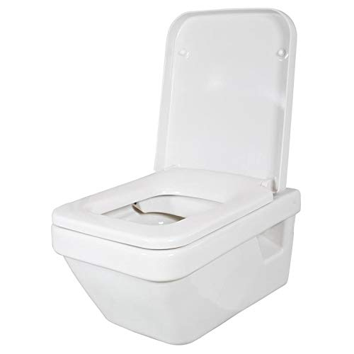 Villeroy & Boch Wand-WC Combi-Pack Architectura PLUS , DirectFlush, Spülrandlos C-plus - 2