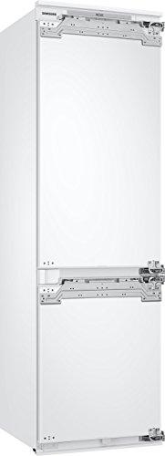 Samsung BRB2G0130WW/EG Kühl-Gefrier-Kombination (Gefrierteil unten - Einbau)/ 54 cm/Space Max