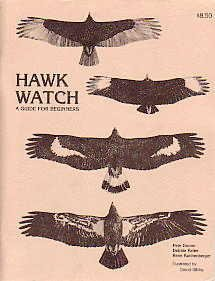 Pamphlet Hawk Watch: A Guide for Beginners Book