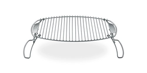 """Weber Stephen Products 7647 22"""" x 12"""" Expansion Grilling Rack, Multicolor"""