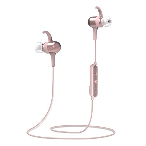 Kovebble Bluetooth Headphones, 120 Hours Standby Time, IPX7 Sweatproof...