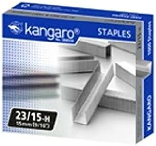 Kangaro Stapler Pin 23/15-H Heavy Duty (PACK OF 10 BOXES)