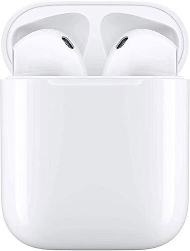 Bluetooth Kopfhörer,In-Ear Kabellose Kopfhörer,Bluetooth Headset,Sport-3D-Stereo-Kopfhörer,mit 24H Ladekästchen und Integriertem Mikrofon Auto-Pairing für Samsung/Huawei/iPhone/Airpod/Android