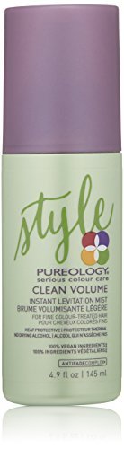Pureology Clean Volume Instant Levitation Mist , Leave-In Spray , All-Day Volume , For Fine,...
