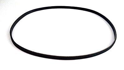 New Replacement Belt for Hamilton Beach Proctor Silex Food Processor 702, 702-5, 702-6, 702-7, 702r, 707-3, 707-8, 712-2, 712-4, 712-5, 714, 714-1, 715-2, 715-3, 720, 721-2,
