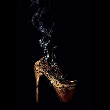 High Heels on Fire