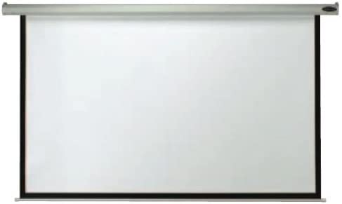 Matte White Manual Projection Screen Viewing Area: 50