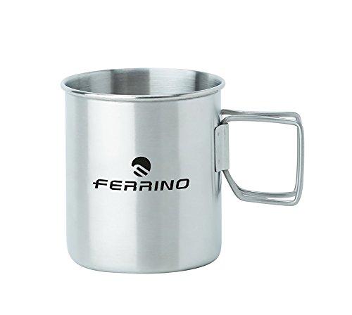 Ferrino Inoxydable Tasse, Aluminium, 7 cm