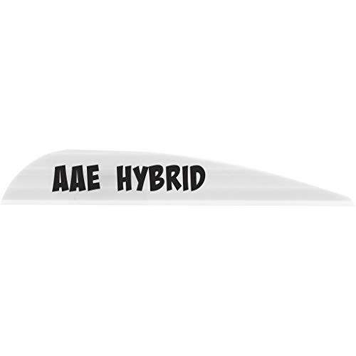 AAE Hybrid Vane 23 White 100 pk.