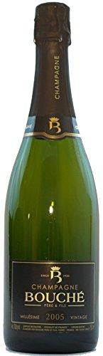 Bouché Père&Fils Champagne Millésime Jahrgangs-Champagner 2005 (1 x 0.75 l)