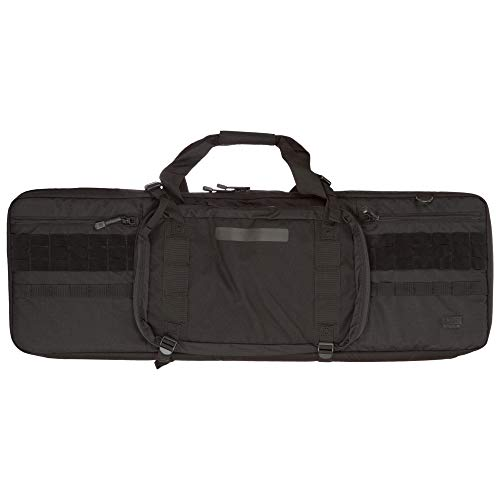 Buy Bargain 5.11 Tactical VTAC MK II 36-Inch Double Rifle Case, Ripstop Interior, Padded Divider, Bl...