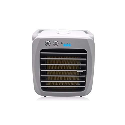 JERFER USB Mini Portable Air Conditioner Humidifier Air Cooler Aggiornato Mute