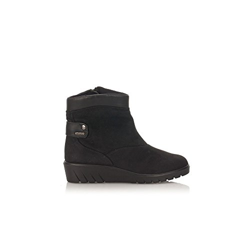 ROMIKA Stiefel Varese 94 schwarz, Schwarz - Schwarz  - Größe: 37 EU