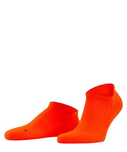 FALKE Unisex Sneakersocken Cool Kick Sneaker U SN 16609, Orange (Flash Orange 8034), 42-43