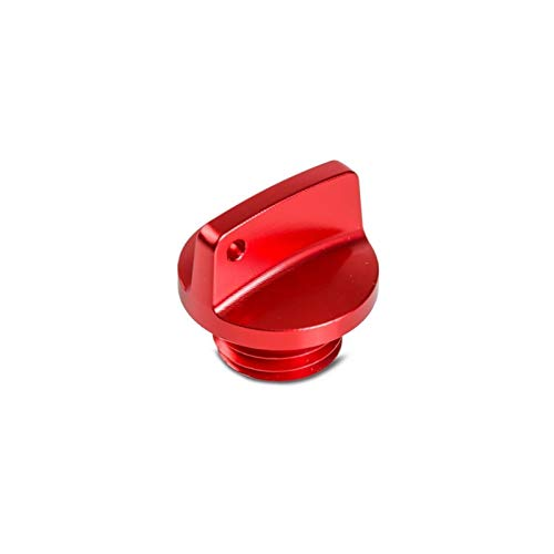 GUODONG Dong Store M20 * 2.5 de Casquillo del Aceite de Llenado del Fit CBR 250RR for 600RR 1000RR CR CRF 125R 150R 250R 450R en Forma for Yamaha Suzuki for Kawasaki Ducati (Color : Red)