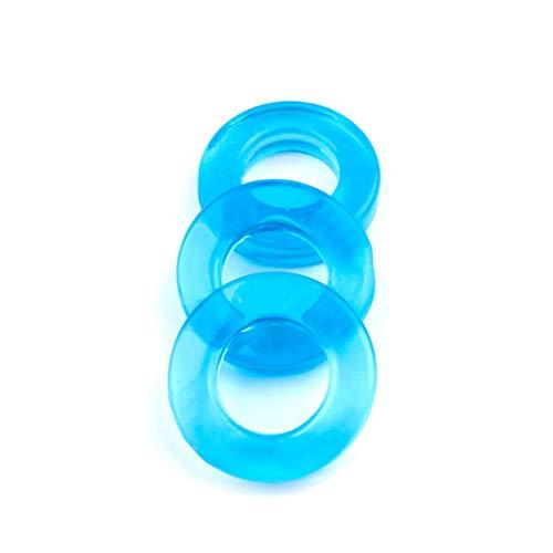 Irue 3pcs Ocean Blue billig, Aber Utility-Zubehör. 3pcs Flexible Gears In 1 Packung