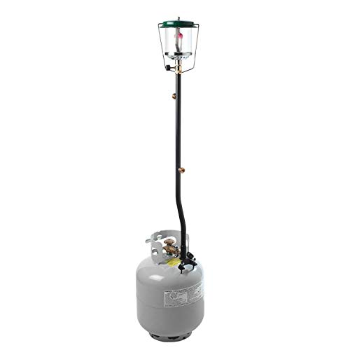Texsport 2 Piece Propane Distribution Tree with Outlets to hook up 3 Propane Appliances to One Tank, 30 inches